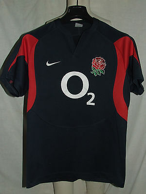 Maglia Shirt Trikot Maillot Rugby Sport Inghilterra England