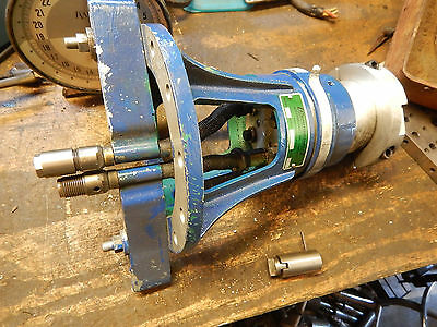 Commander Hypneumat Model 500 Multi Spindle Drill Press Head W/ Link