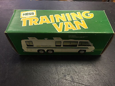 1978/ 80 Hess Toy Truck Training  Van In Original Box