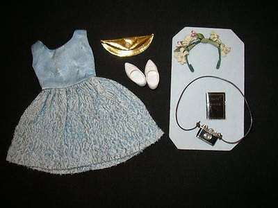 Vintage TAMMY Doll DREAM BOAT Outfit – NEAR COMPLETE