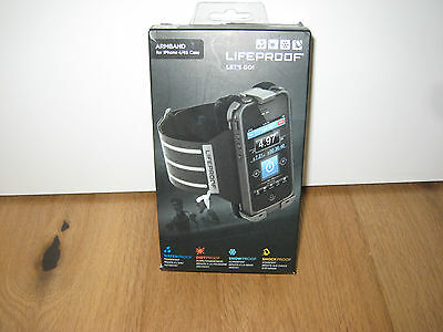 Armband   Lifeproof  I Phone 4 / 4S  Neu Ovp