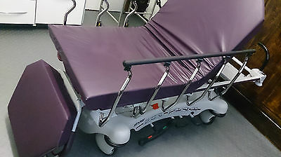 Gynecological bed,  treatment bed, examination bed, table, stretcher