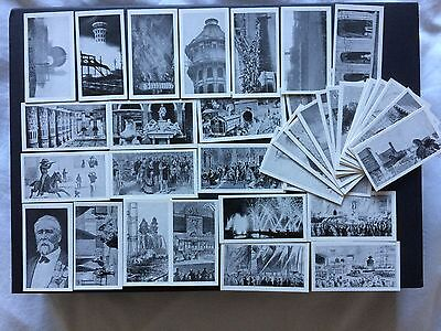 R J Hills Crystal Palace Souvenirs (Matt Set) Excellent Condition 25 Cards