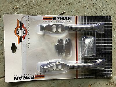Stainless Competition Clubman Boot Bonnet Panel Springs Race Rally Pair