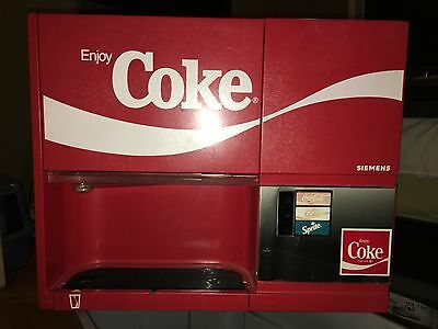 Siemens Coca Cola Machine Breakmate GA 3000 (LOCAL PICK UP ONLY)