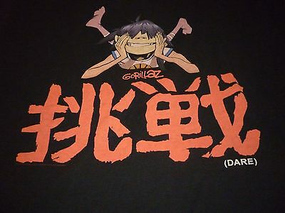 Gorillaz Shirt ( Used Size XL ) Good Condition!!!