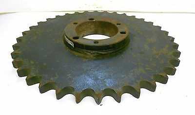 "Martin Roller Chain Sprocket, 80Sf36, 36 Teeth, 12.03"" Od"