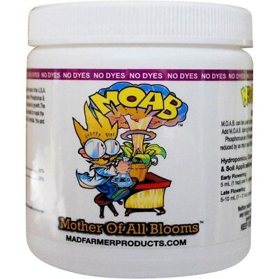 Mad Farmer MOAB Mother of All Blooms 100G Plant Food Nutrient