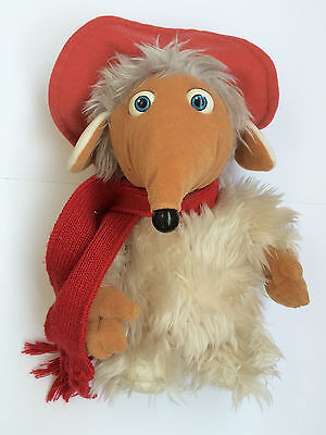 The Wombles ORINOCO First Love 1998 Elisabeth Beresford Plush Soft Toy