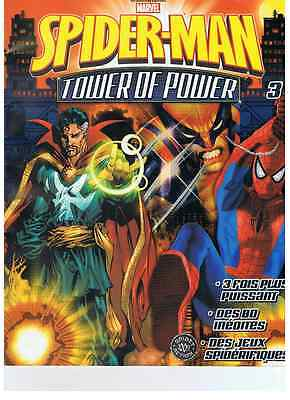 Lot Spiderman Tower Of Power 1 2 3 4 5 6 7 8 9 10 11 12 13 14 15 16 17 18 19 +Hs