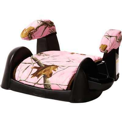 Cosco - Ambassador Booster Car Seat, Realtree Pink Camo Child new