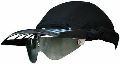 HighPaidHobo Sports Hat with Clip on bug / UV shield