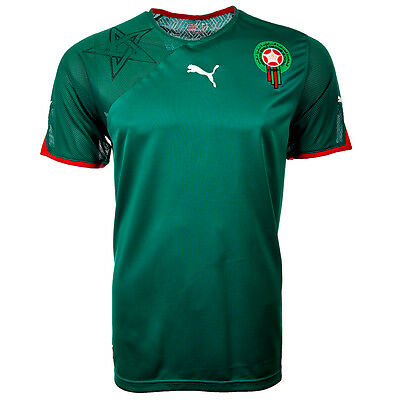 Maillot Neuf du Maroc Taille L ou XL Shirt football ref17