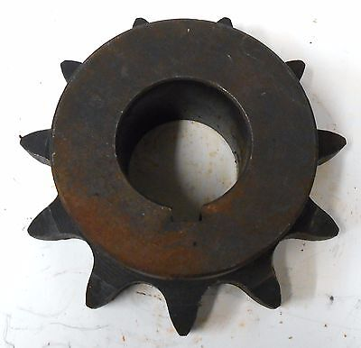 "Martin Roller Chain Sprocket 80Bs11 1 3/8, 1 3/8"" Bore, 4.01"" Od, 11 Teeth"