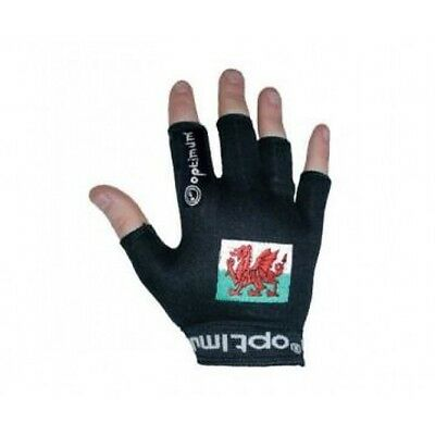 OPTIMUM Wales Rugby Grip Gloves More Grip in all Weather Condition