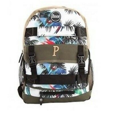 "NEW Penny Skateboard Pouch Back Pack Pastel Paradise Supports 22"" And 27"" Skateb"