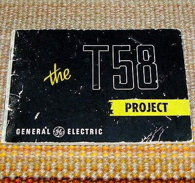 1954 Sikorsky ORIG T58 Engine Project General Electric Helicopter Lynn MA VTG
