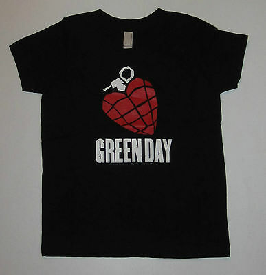 Green Day Toddler/kids T-Shirt From 2004, Size 2,, Punk Rock