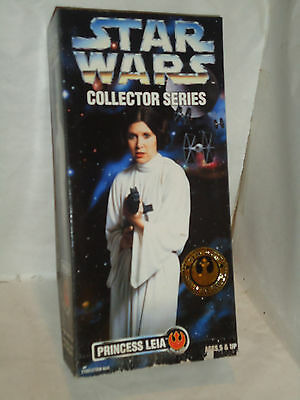 "Star Wars Collector Series 1996, Princess Leia, (12"" Figure), T"