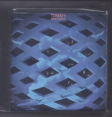 The WHO empty official Disk Union slipcase Tommy PROMO box for JAPAN mini lp cd