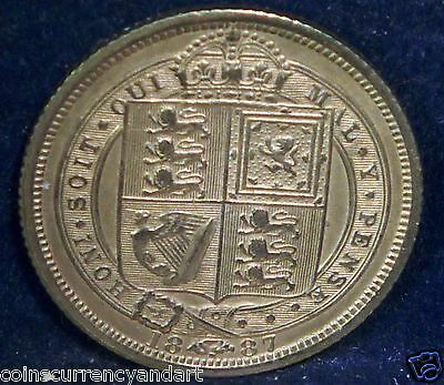 1887  Sixpence  - Queen Victoria of England