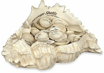 AngelStar Message Shells 72 pc Assorted with Display