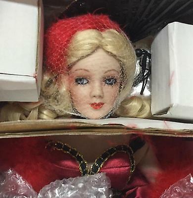 """Paradise Galleries Treasury Collection - """"CLEMENTINE"""" - 18"""" Porcelain Doll"""