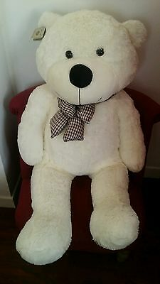 ours peluche geant