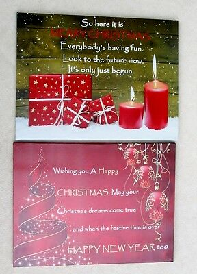 Buy One Get One Free Christmas Winter Led Canvas Pictures 40X30 Bat Op 2 Choices