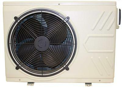 Duratech Dura Swimming Pool Heat Pump Heater 7kw - 26kw For Pools 30m3 to 120m3