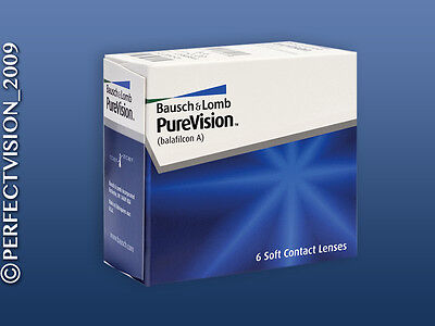 Bausch&Lomb PureVision 1x6 Night&Day ab -0.50 D bis -9.00 D
