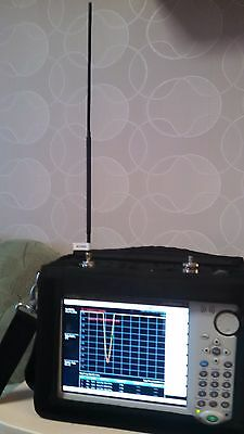 antenna 433MHz UHF Coax dipole for LRS telemetry
