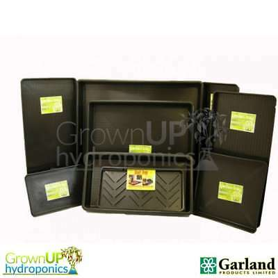 Quality Square Rigid Trays - Garden/Pet/Boots - Various
