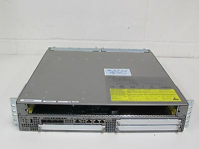 Cisco Asr1002 + Dual Ac Power. 90 Day Warranty.