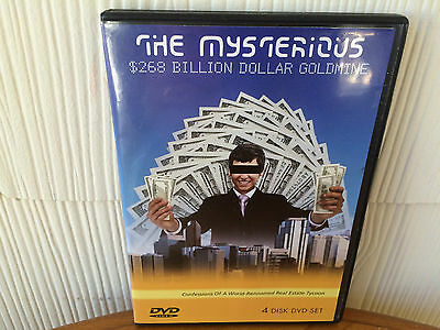 The $268 Million Dollar Goldmine Commercial Real Estate System - 4 DVD PACKAGE!