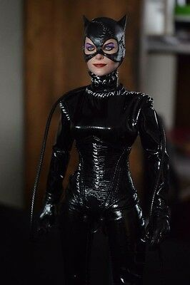 1/6 Scale Catwoman Hot Toys Sideshow Custom