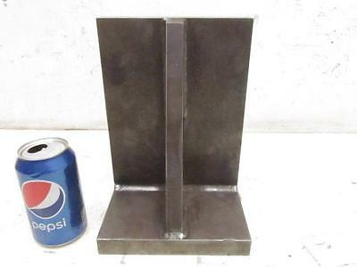 """Steel Inspection Flat Machinist Surface Right Angle Plate 10"""" x 7"""" & 5"""" x 7"""""""