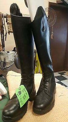 Wmns 8 Mountain Horse lined riding boots
