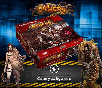 The Others: 7 Sins Board Game (Board Games, CMON)