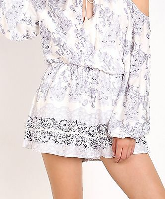 5fe9542fa8 THE JETSET DIARIES Clothing Infinity Romper -  94.50