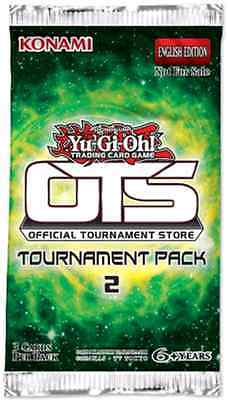 Yu-Gi-Oh! TCG: OTS Tournament Pack 2 case 100 booster sealed box OP02