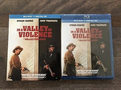 In A Valley of Violence (Blu-ray + Digital HD, Bilingual)