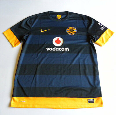 Kaizer Chiefs Home Kit Jersey Shirt Camiseta Maglia South Africa