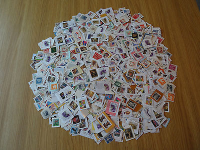 Stamps Usa  1000  Mixture / Collection On Paper Pack 1 Lv   America