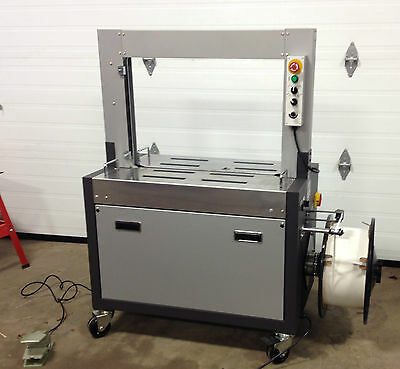 Automatic strapping machine Merlin E (Joinpack Elite) (new SAMUEL GO)