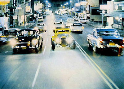 American Graffiti Style Y  Poster 13x19 inches