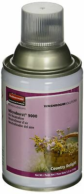 Rubbermaid Commercial FG4012481 Refill for Microburst 9000 Automatic Odor Con...