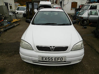 Vauxhall Astra Van 1.7 Cdti Envoy 2005 55 Plate 11 Months M.o.t Clean And Tidy