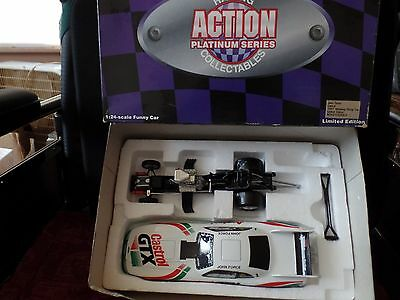 NEW John Force 1:24 Scale 1997 Mustang Funny Car