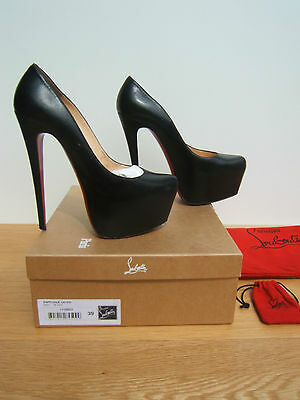 Christian Louboutin Daffodile Kid 160 Heels 6 UK 39 EU